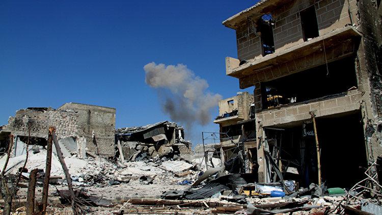 ВВС Израиля атаковали позиции сирийского руководства