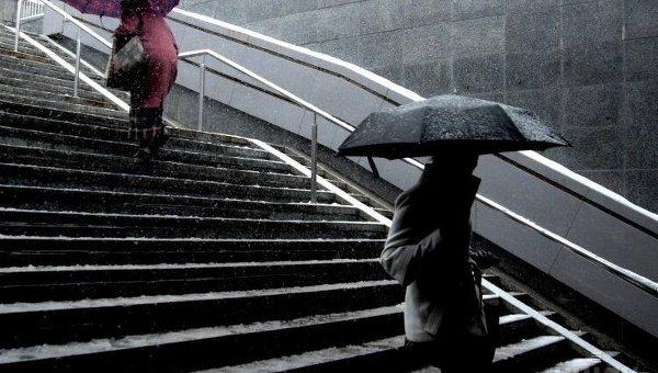 Вгосударстве Украина объявлено штормовое предупреждение из-за сильного ветра