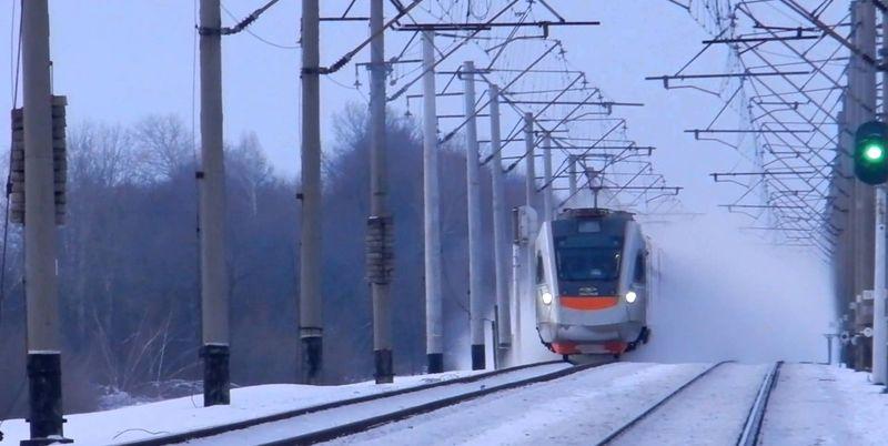 Между Киевом иКривым Рогом запустят поезд Интерсити