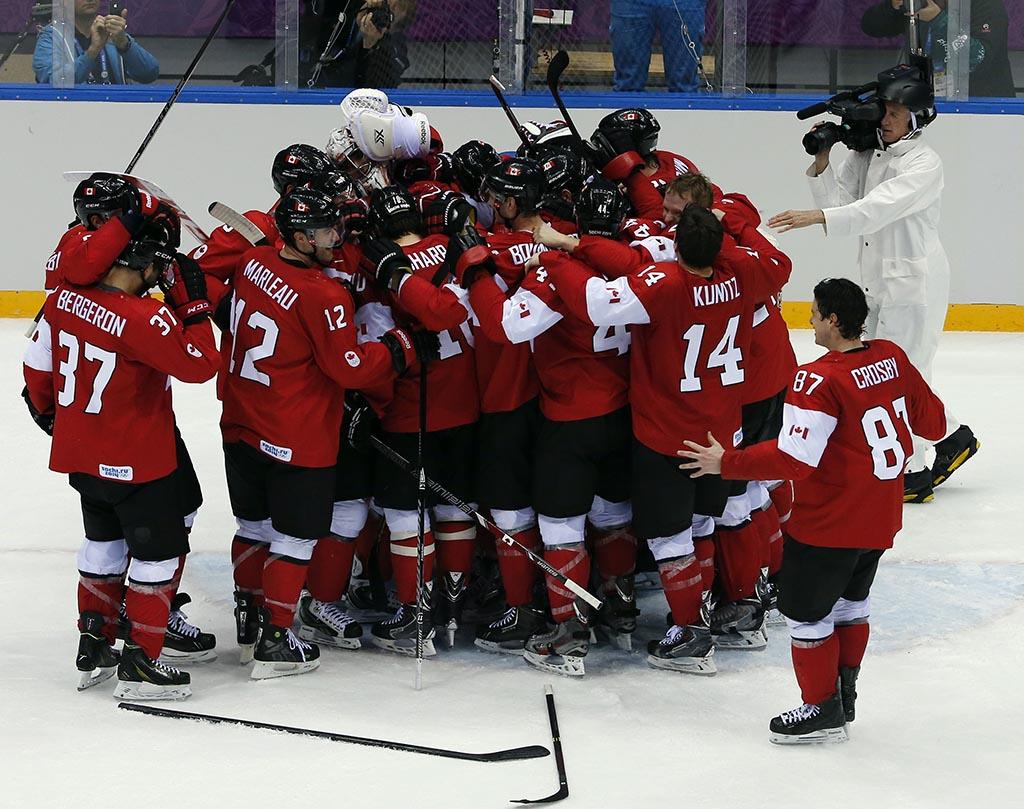 Стали известны имена хоккеистов, которые выступят за сборную Канады на ОИ-2022