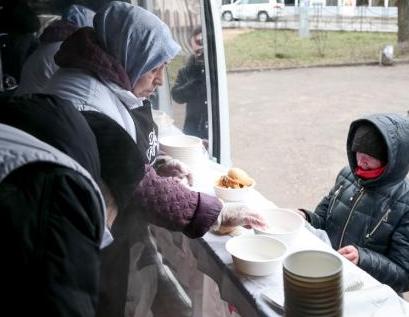«Добрый фудтрак» от«БФЗакят» накормит нуждающихся