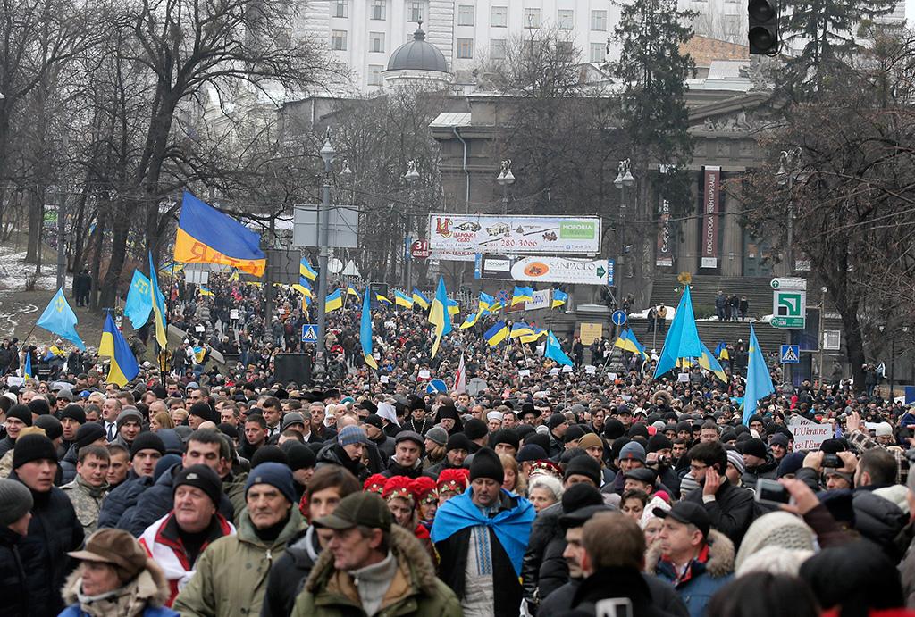 Опрос показал готовность более половины украинцев отказаться от Донбасса.