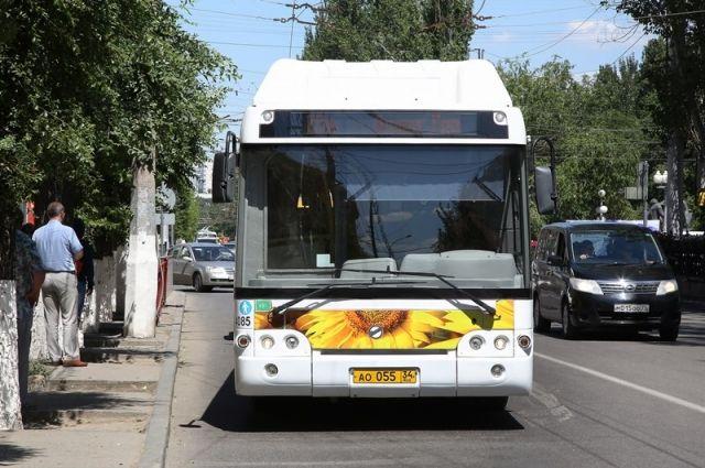 Для студентов уволгоградского автобусного маршрута №20 появился специальный рейс