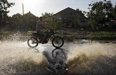 Новосибирская ГЭС начала увеличивать сброс воды
