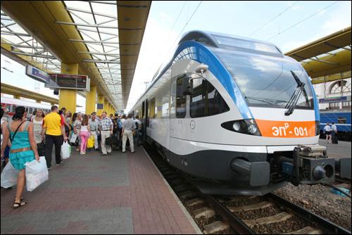 Из Минска в Вильнюс с 14 июля будет ходить дополнительный дневной поезд