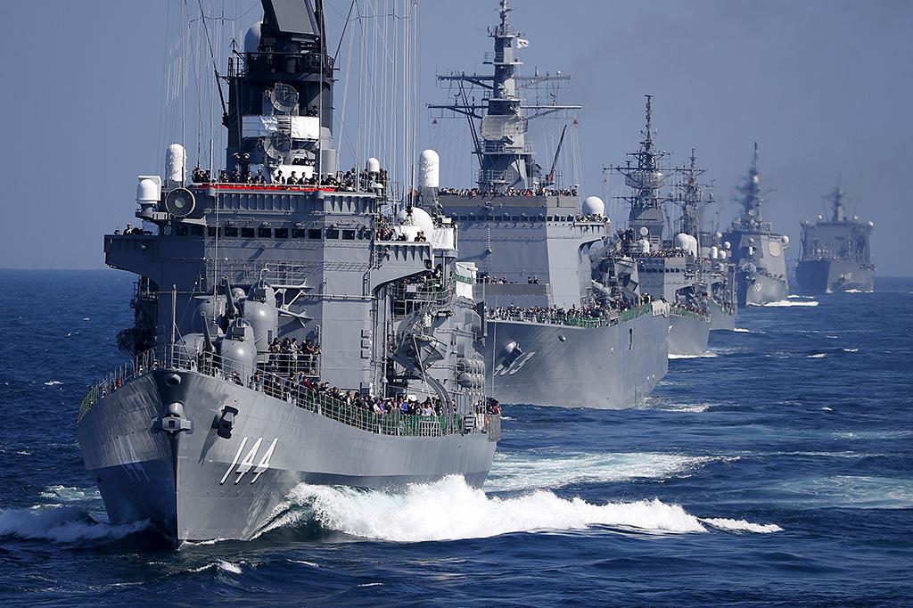 Морской черт в японском море фото