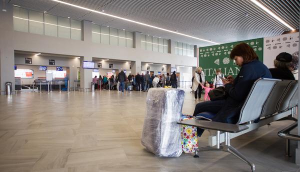 В нынешнем 2018г впермском аэропорту раскроются семь новых направлений