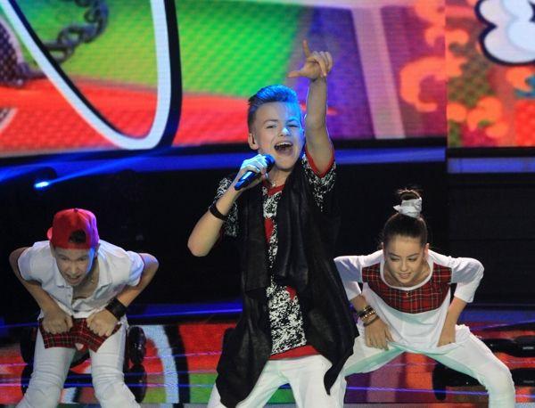 Надетском «Евровидении» Российская Федерация заняла 4-ое место