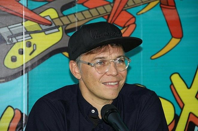 Илья Лагутенко призвал отдать голос заВладивосток накупюре