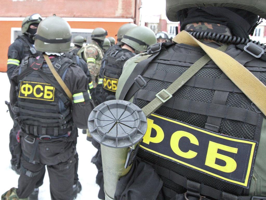 ФСБ задержала группу террористов, готовивших взрывы в Москве и Петербурге
