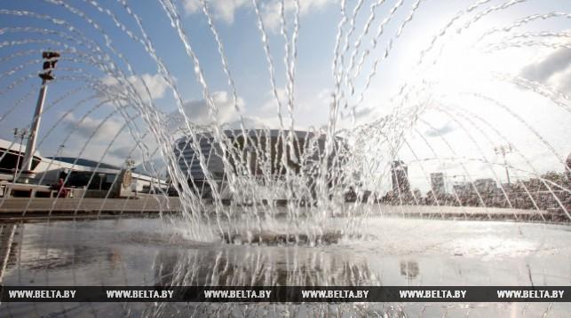 Воскресенье стало самым теплым днем в столице России сначала года