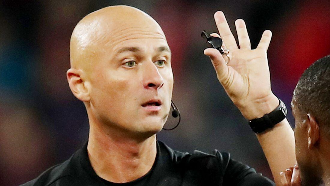 Карасев назначен резервным арбитром на матч 1-го тура Евро Австрия — Северная Македония