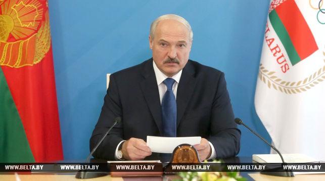 Беларусь готова принять Европейские игры в 2019-ом — Лукашенко