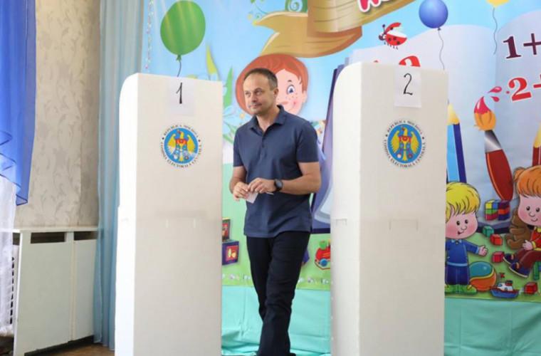 ВКишиневе закрылись избирательные участки для голосования навыборах примара