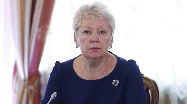 Школа должна формировать личность человека— министр Васильева