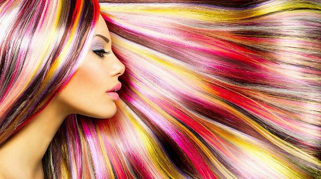 Вышло приложение для онлайн-окрашивания волос
