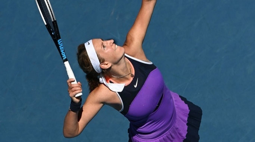 Виктория Азаренко победила на старте турнира в Мадриде