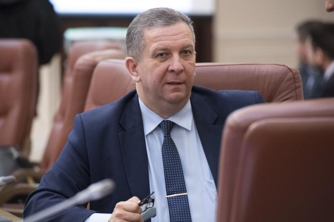 Рева пообещал «осовременивание» пенсий вУкраинском государстве уже с1октября
