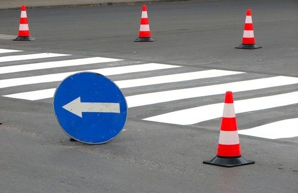 ВСимферополе практически насутки перекроют две улицы