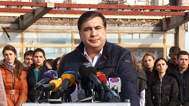 Порошенко планировал отставку Саакашвили еще летом