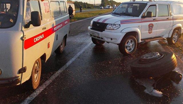 Расследование трагедии вТатарстане взято наконтроль основным прибором СК