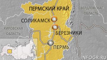 какая погода будет в городке соликамске пермского края