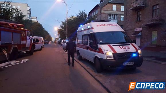 Пожар в помещении суда вКиеве: стали известны детали ЧП