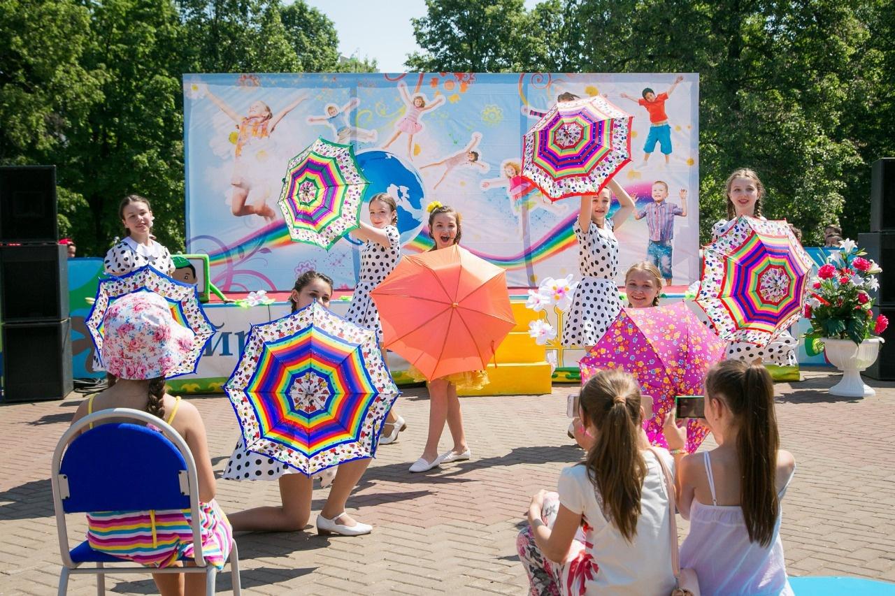 Детский праздник в уфе 1 июня аниматоры со стажем Щербинская улица