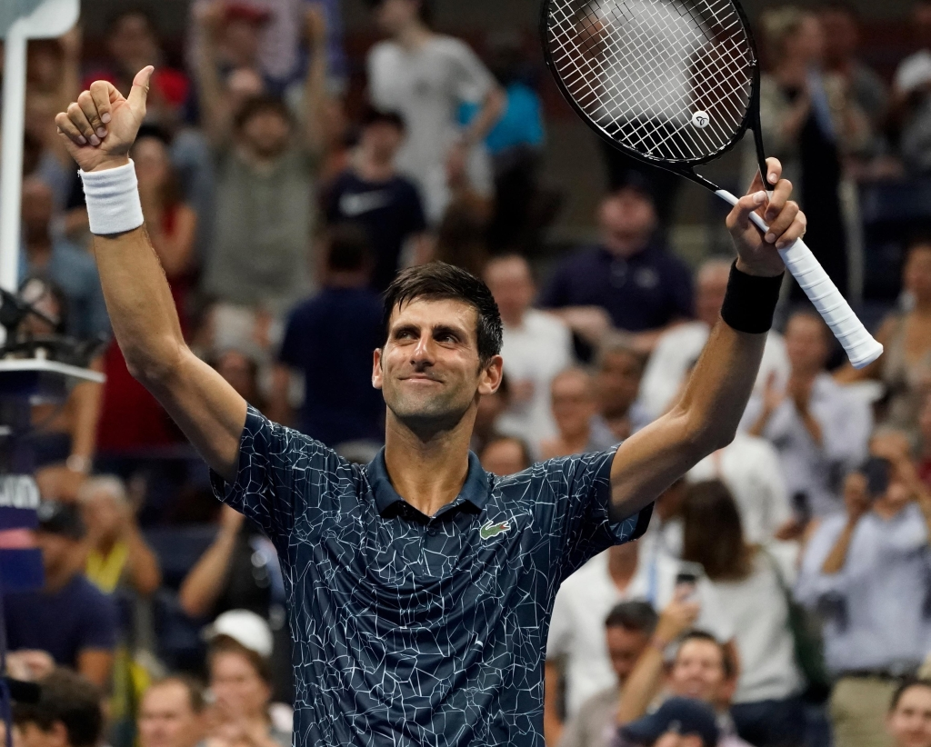 Джокович стал победителем теннисного турнира в Мадриде