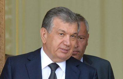Александр Лукашенко прибыл срабочим визитом вУзбекистан
