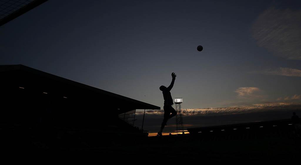 «Евпатория» победила «ТСК-Таврию» в первом туре чемпионата Крыма по футболу