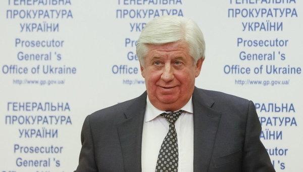 Прежний  генеральный прокурор  Украины вызвал Порошенко всуд