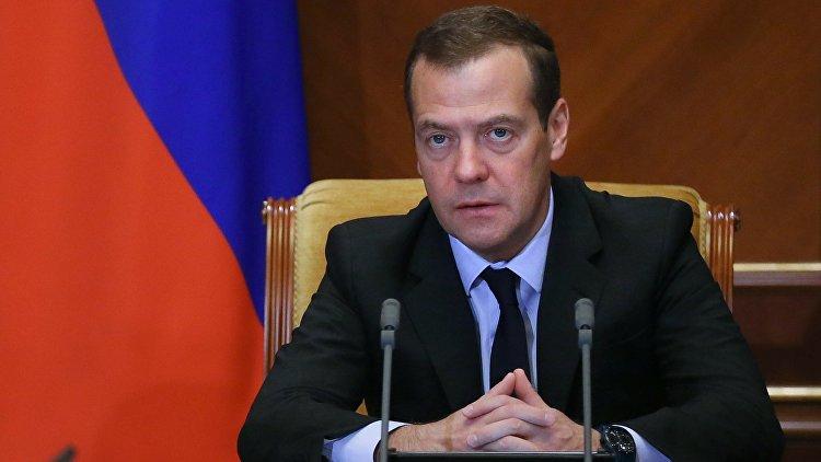 Медведев подписал распоряжение орасширении ТОР «Большой Камень»
