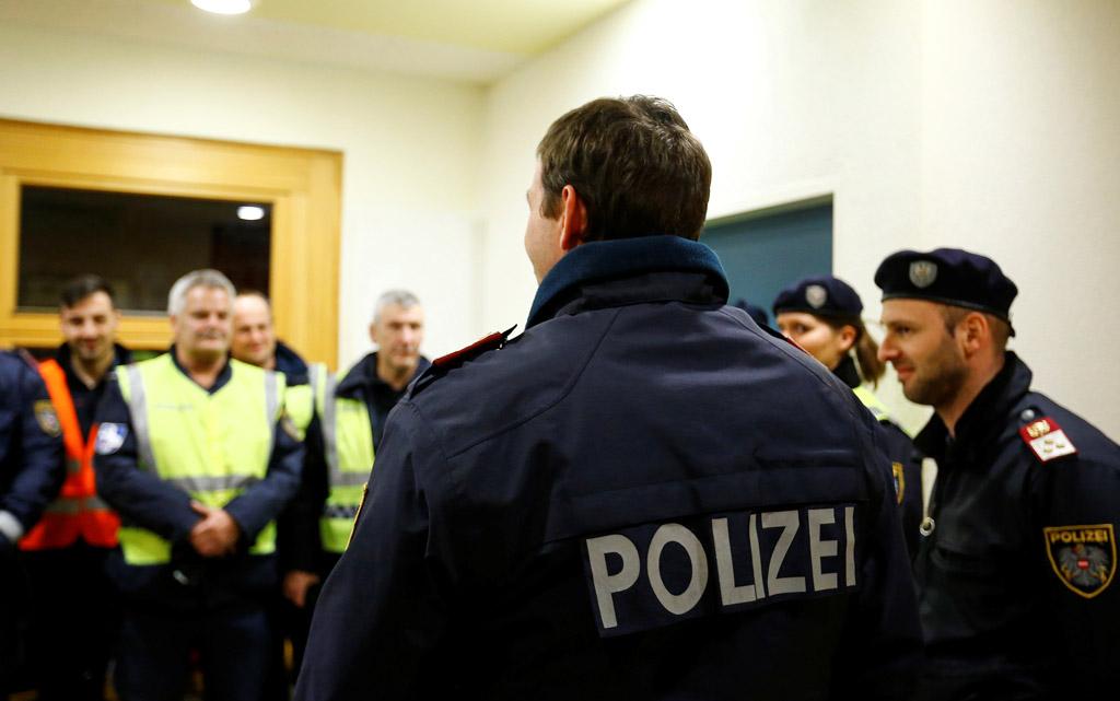 СМИ сообщили о задержании в Вене 22 выходцев из Чечни
