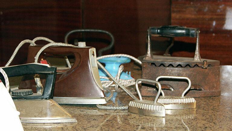В Минпромторге сообщили, что нашли иностранные утюги с прослушкой
