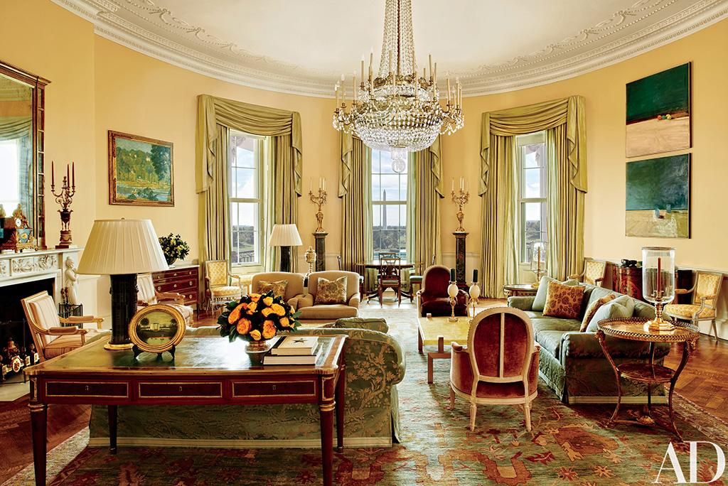 интерьер Белого дома интерьер Белого дома Обама впервые показал жилой интерьер Белого дома image27656481 977d1f45e88ac8e2ca9d3b10dfe1f1a6