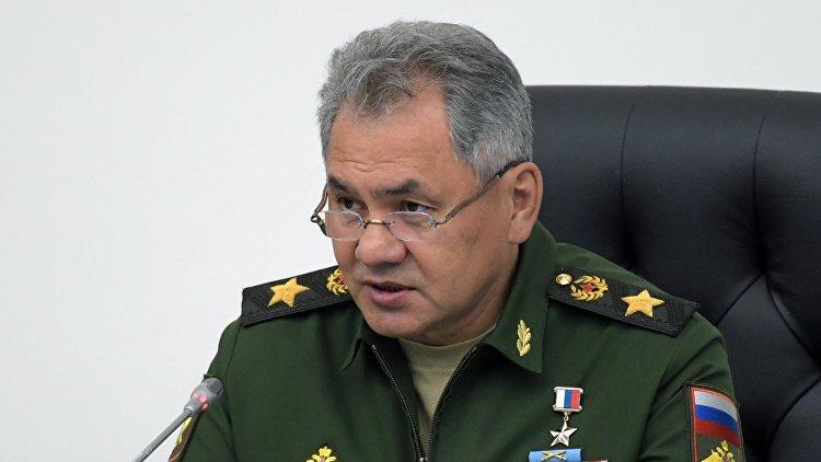 Сергей Шойгу: основы существующего миропорядка разрушали США, ноне РФ