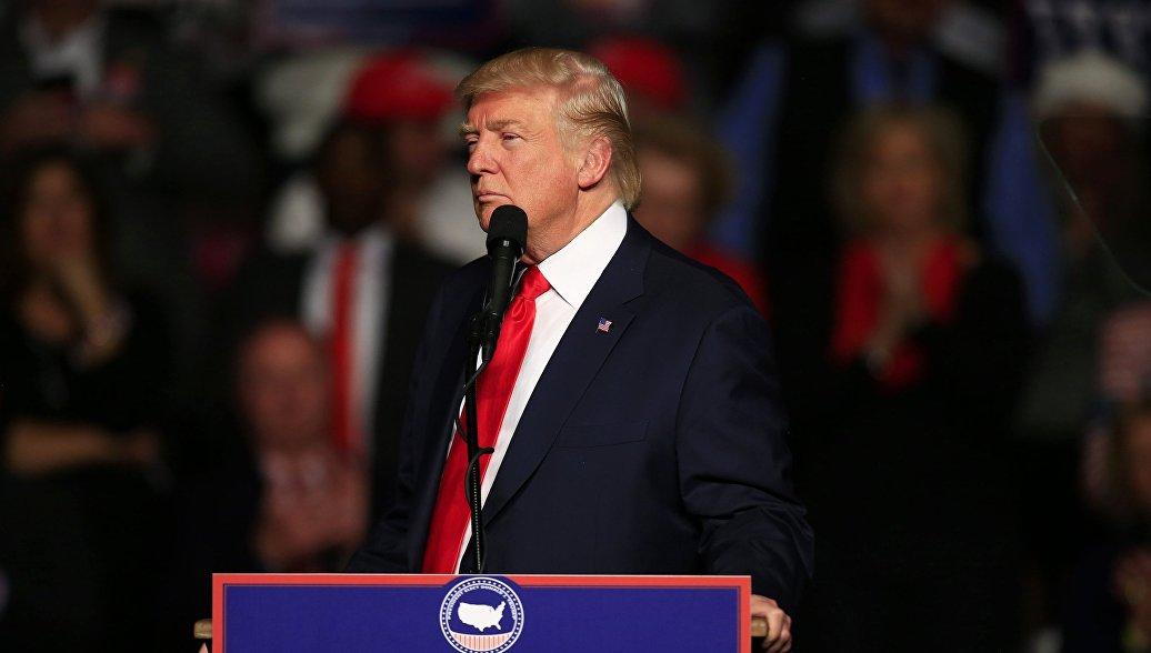 Трамп: США необходим запрет на въезд граждан из «опасных» стран