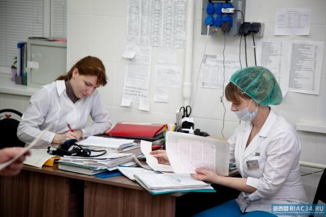 80 волгоградских работодателей будут принимать электронные больничные