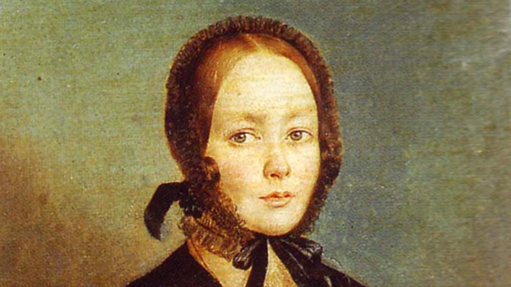 Предположительно портрет А.П. Керн
