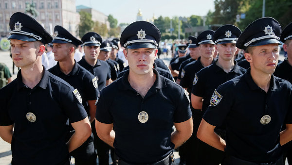 EC выделит 6млневро милиции государства Украины