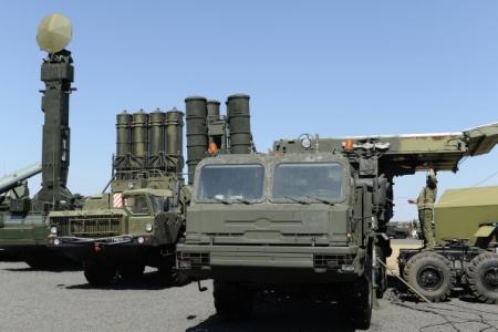 Ракетный комплекс С-400 заступил набоевое дежурство вПриморье