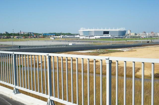 ВКалининграде официально открыли основанный кЧМ пофутболу стадион