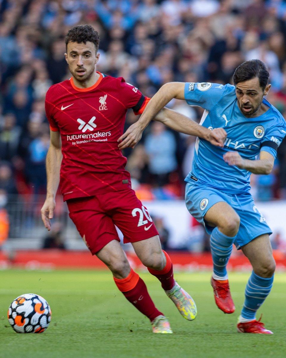 «Манчестер Сити» ушел от поражения в матче против «Ливерпуля»