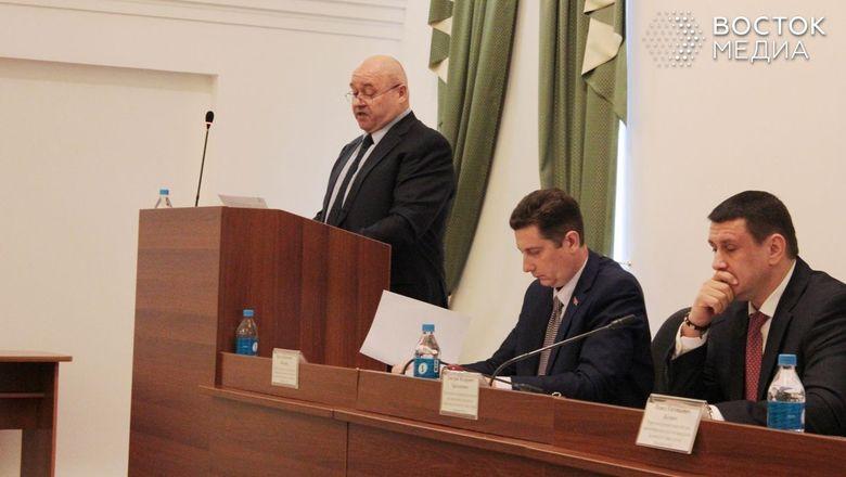 Вопрос задал артист, кандидат вмэры Владивостока— Путина снова одурачили