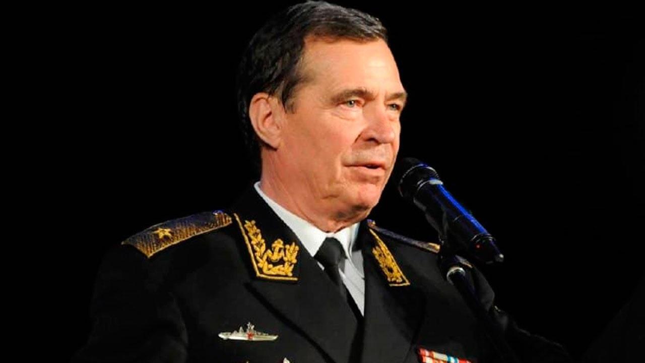 Умер контр-адмирал Богдашин