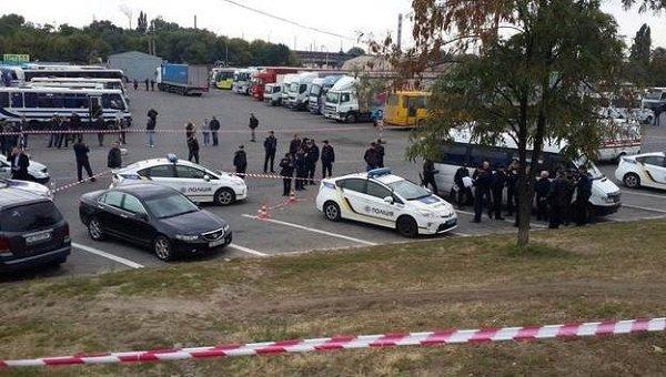 ВДнепре нарушитель ПДД застрелил патрульного иранил его напарницу