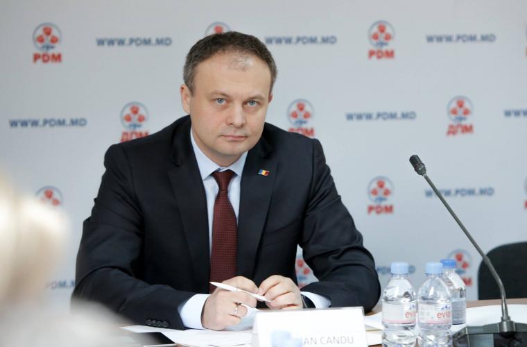 ВМолдавии начали сбор подписей заимпичмент президента Додона