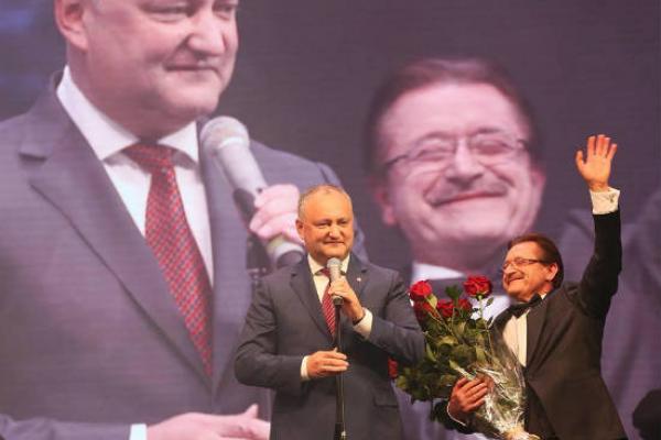 Додон: народ Молдавии, вопреки воле правящей Демпартии, желает хороших отношений сРФ