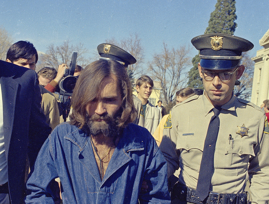 charles manson two points of view on a killers personality essay Look down on me, you will see a fool look up at me, you will see your lord look straight at me, you will see yourself — charles manson.